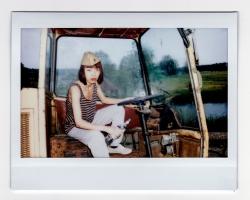 Kobiety na traktory!